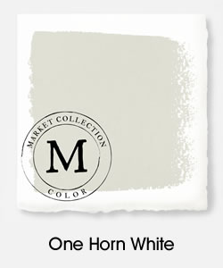 Magnolia Paint Collection - One Horn White